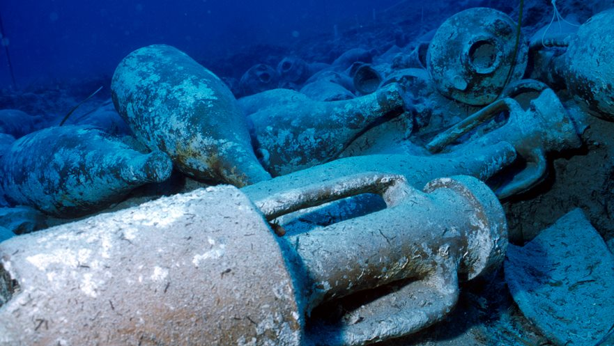 L'evoluzione delle linee di costa nella ricerca archeologica di Ivan Lucherini