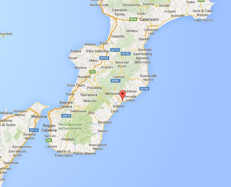 Immergersi in Calabria tra il mar Jonio ed il Tirreno di Roberta Eliodoro