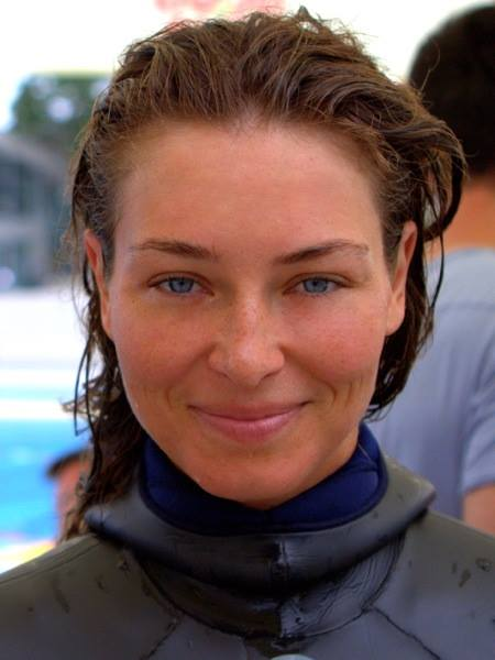 Protagonisti del mare: Marina Kazankova