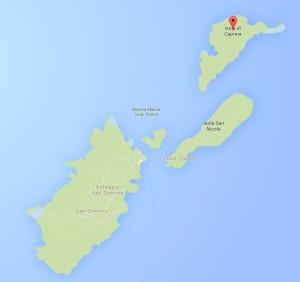 Isole Tremiti, perla geologica del mar Adriatico di Aaronne Colagrossi