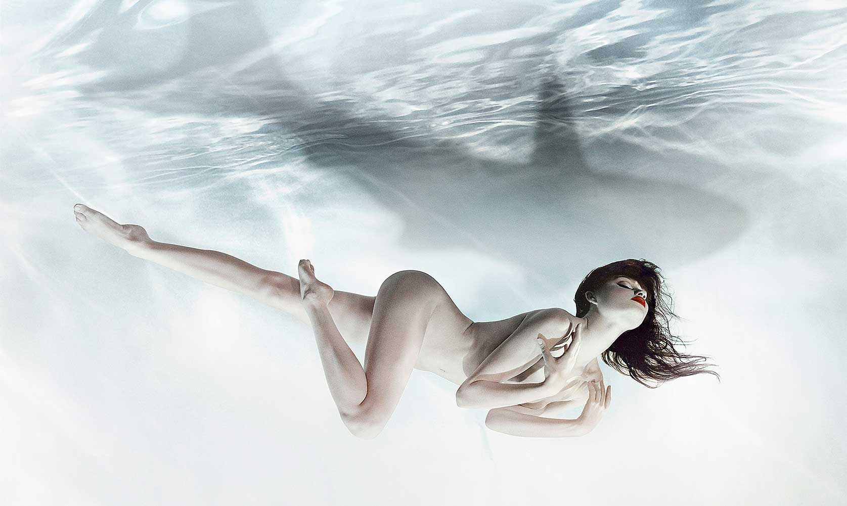 Underwater photography models