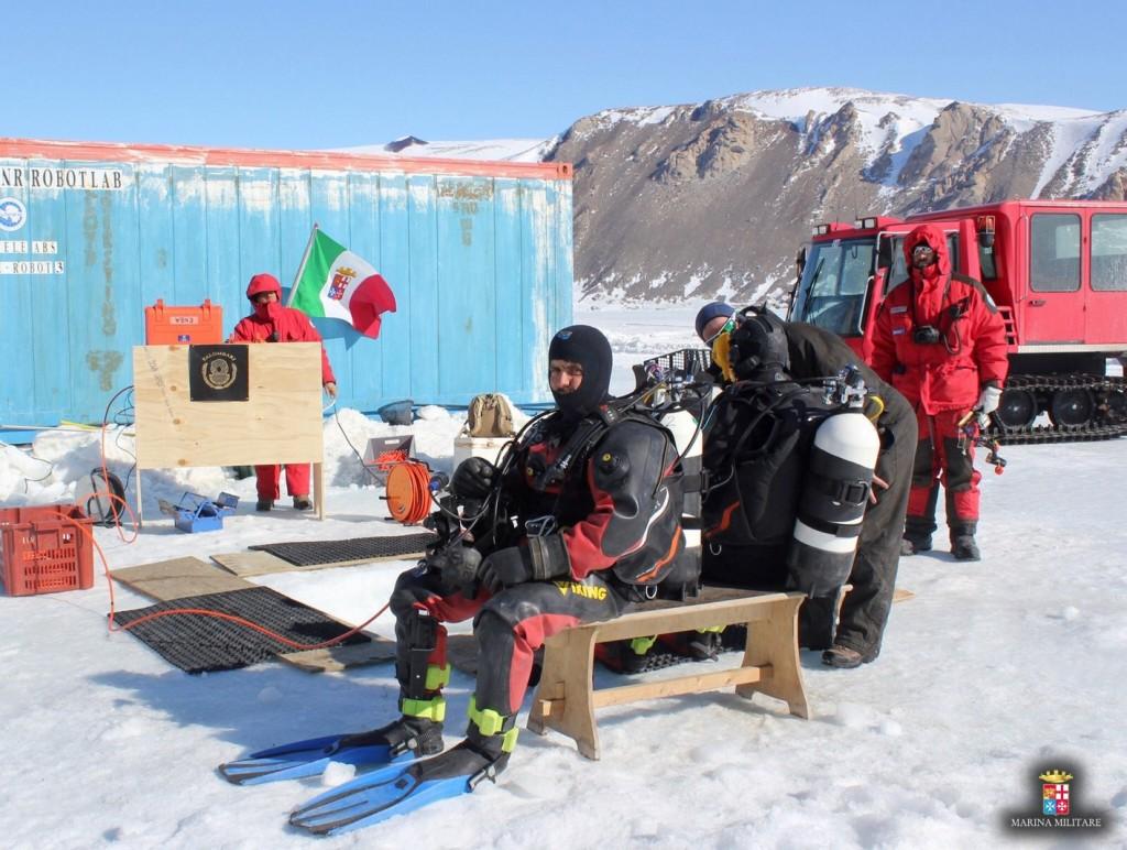 XXXI campagna italiana in Antartide
