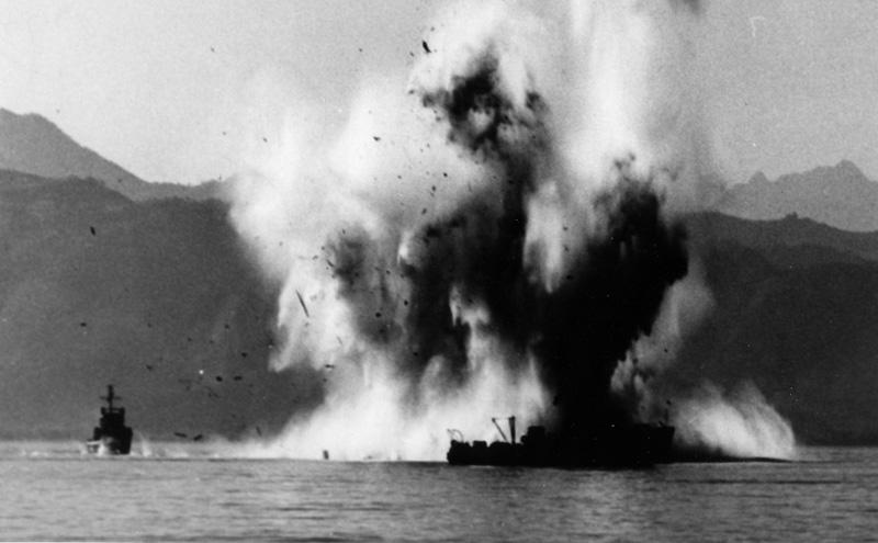 La storia delle mine navali: dalle origini ai giorni nostri – parte V di Andrea Mucedola