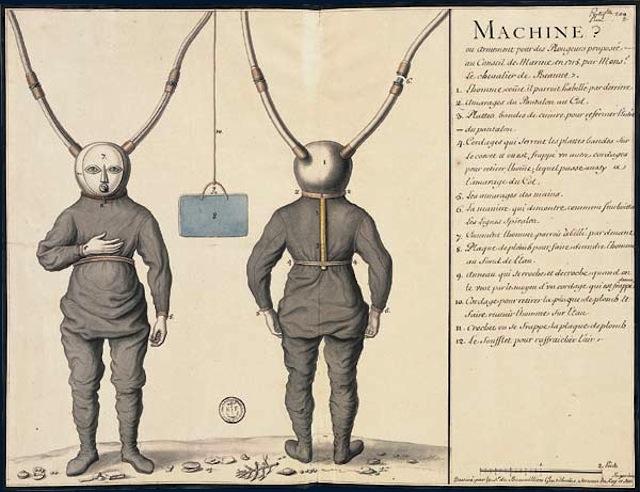 Storia della subacquea: I palombari della Regia Marina e le procedure d'immersione nella seconda metà dell'Ottocento parte II – di Fabio Vitale