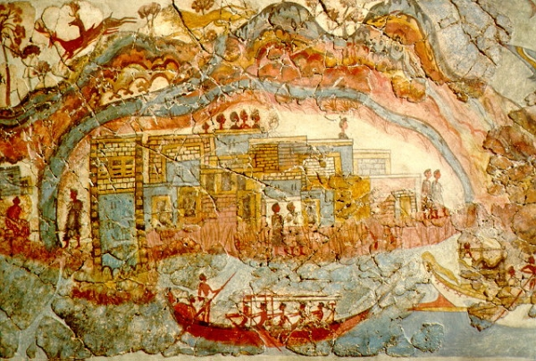 minoan-art