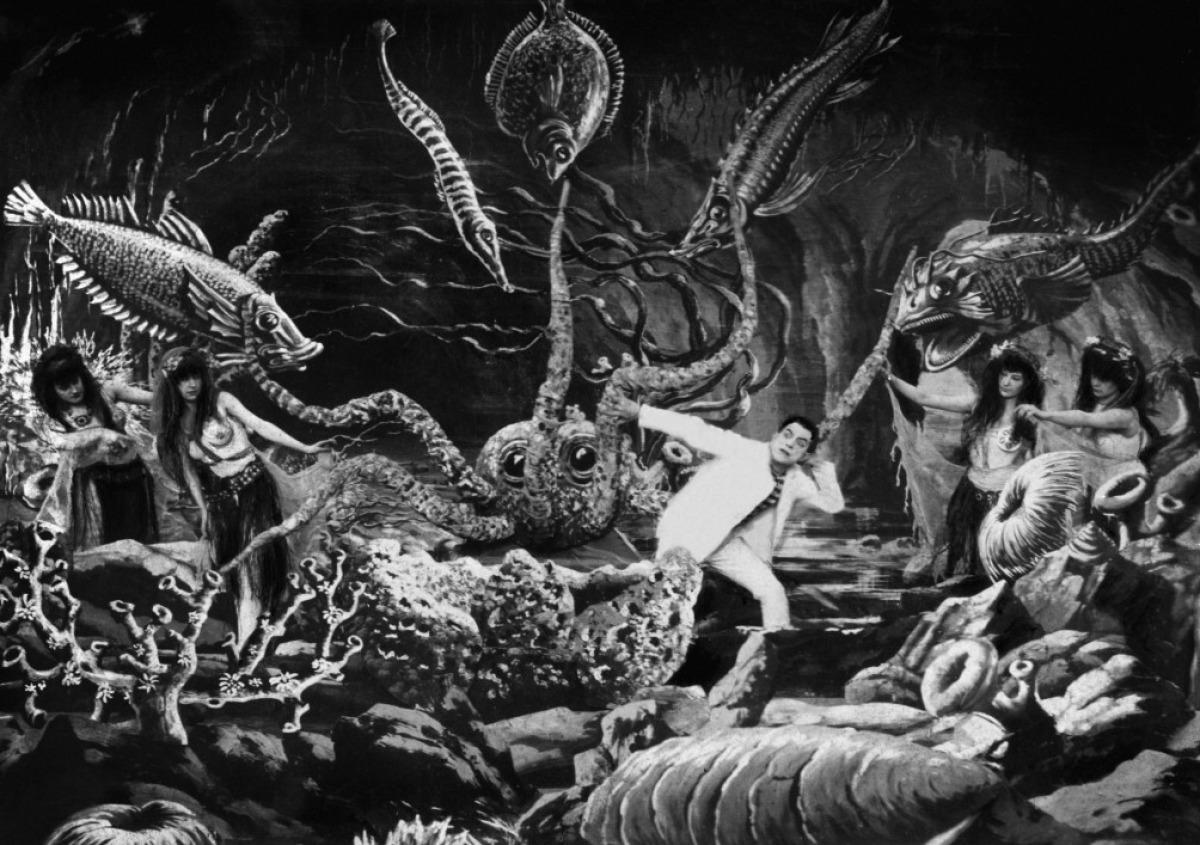 L'Avventura del cinema sott'acqua, gli albori – parte I – di Marina Cappabianca