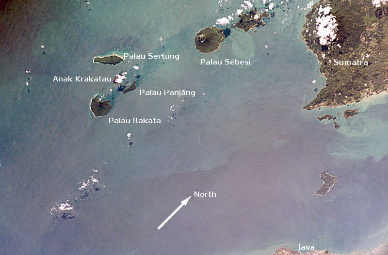 Geologia: Krakatau … l'evento catastrofico del 1883 che sconvolse il mondo  di Andrea Mucedola