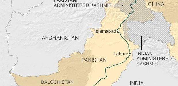 India, Pakistan, Cina, Oceano Indiano – equilibri geopolitici regionali a rischio? di Alberto Cossu