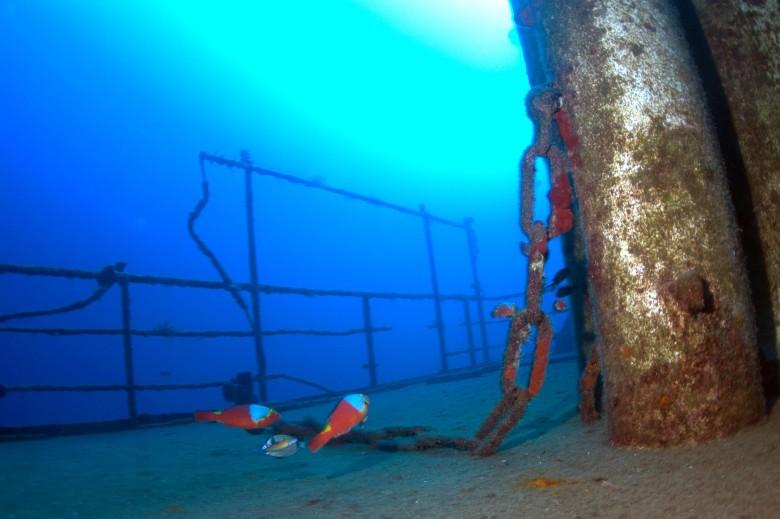 I relitti in mare, aspetti legali