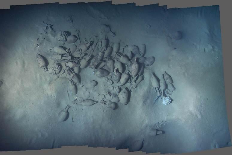 Alla scoperta degli abissi con l'NR 1