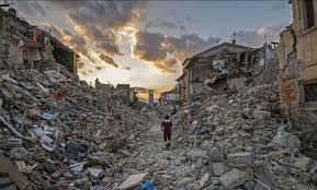 Rischio sismico, questo sconosciuto di Aaronne Colagrossi
