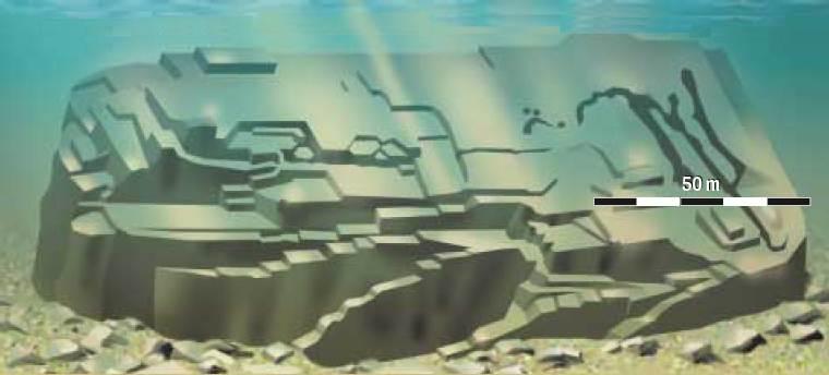 Il mistero di Yonaguni: resti di una antica piramide nel mezzo del Pacifico o una bizzarria geologica?