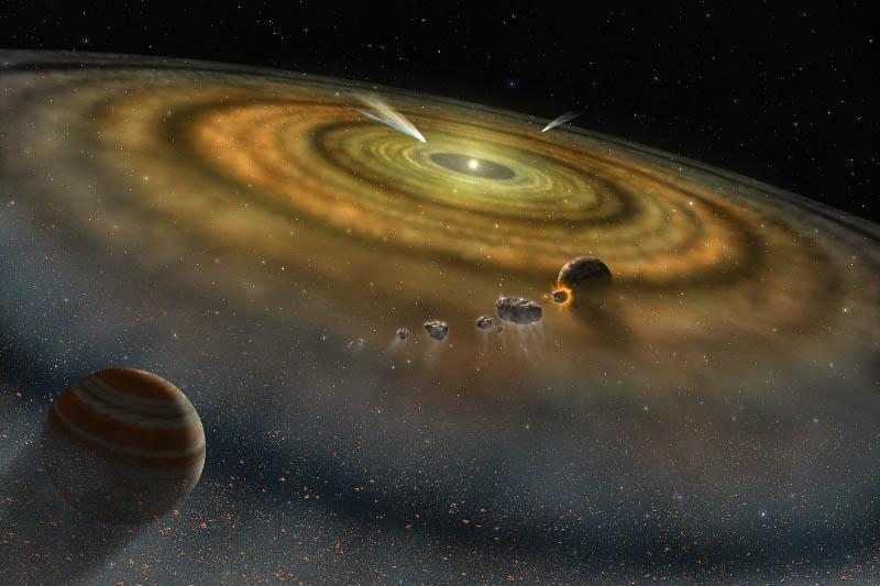 creazione-del-sistema-solare