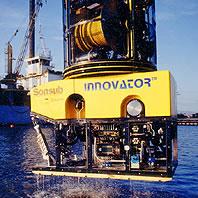 SAIPEM ha completato le prove in mare del suo nuovo ROV, l'Innovator 2.0