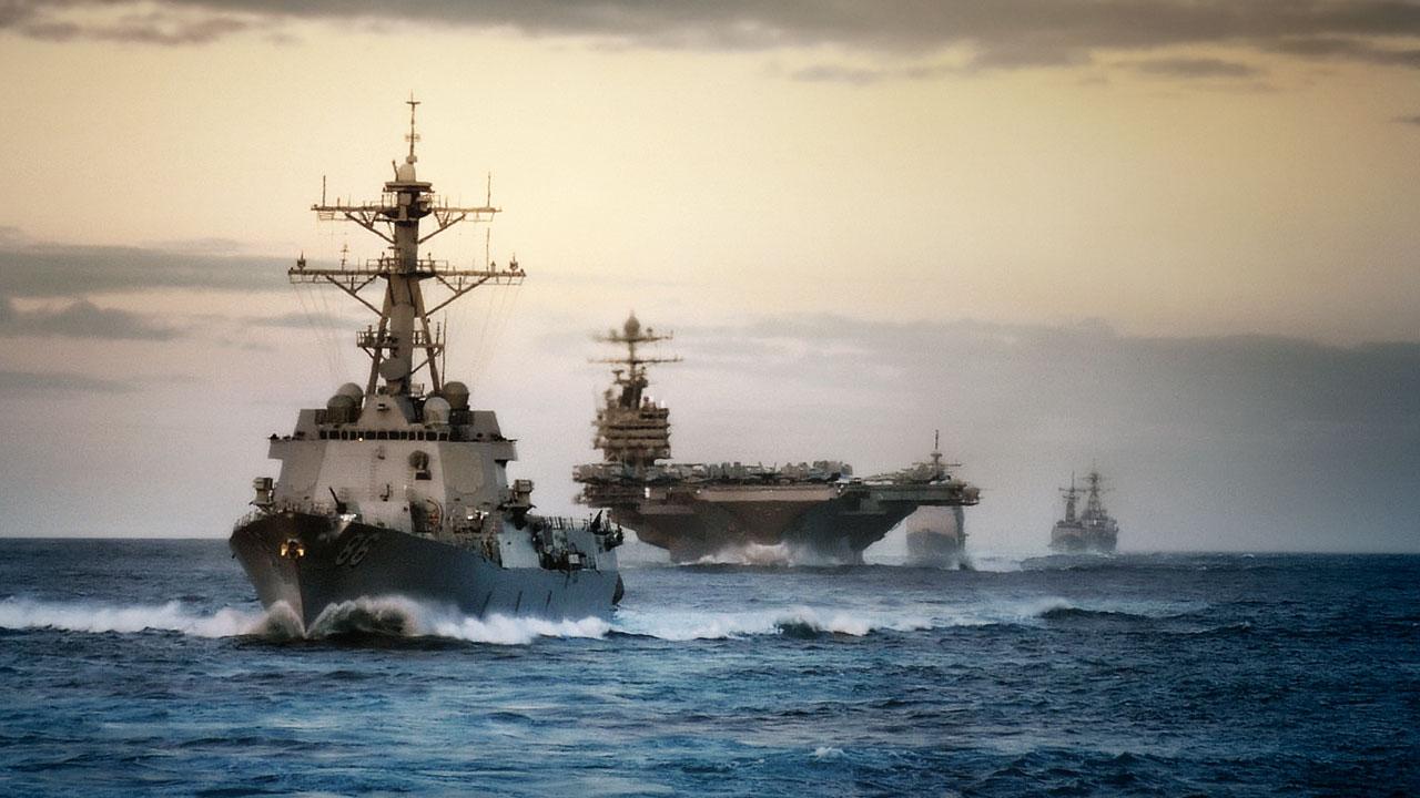 US NAVY _at_sea