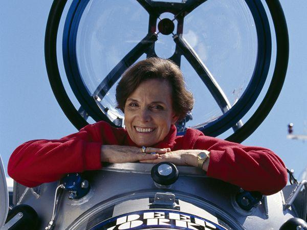 Sylvia Earle, una protagonista del mare, una leggenda del nostro tempo, insignita del Tridente d'oro 2017