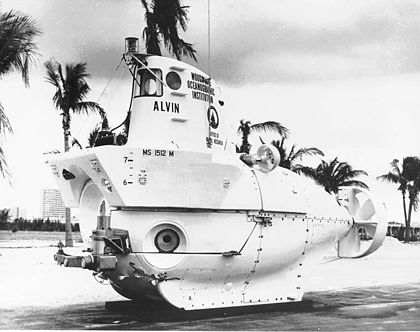 Un giovane di 50 anni: la nuova vita del sommergibile da ricerca oceanografica Alvin