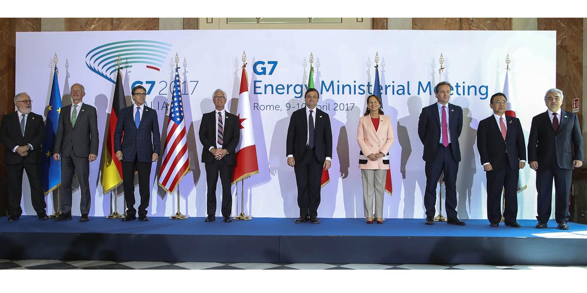 photo G7 rome 2017