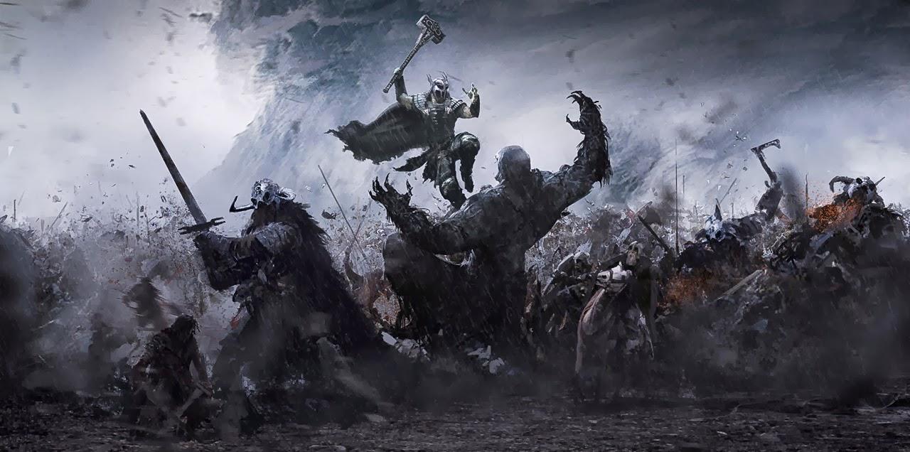 scontro guerrieri