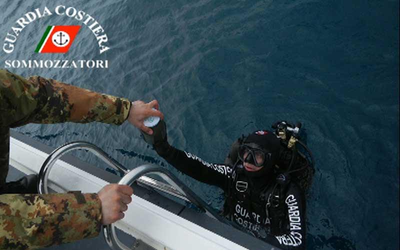 Importante: Normativa di riferimento per le attività subacquee ricreative -  edito dalla Guardia Costiera Italiana