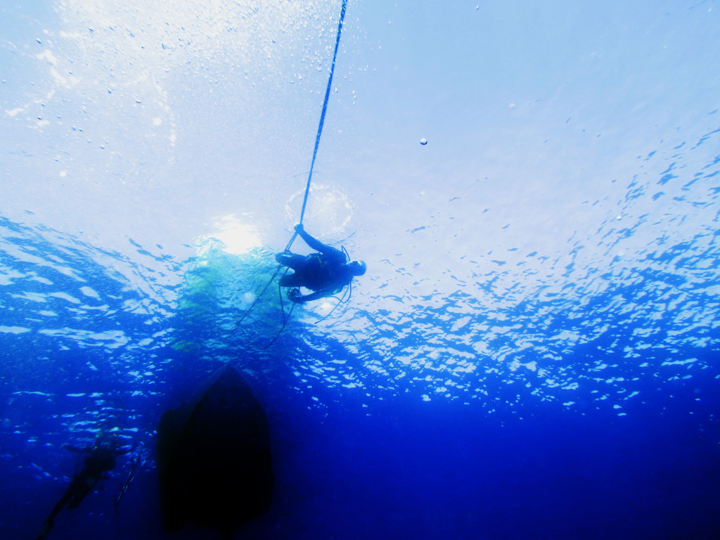 Deep stop: la sosta profonda è defunta?