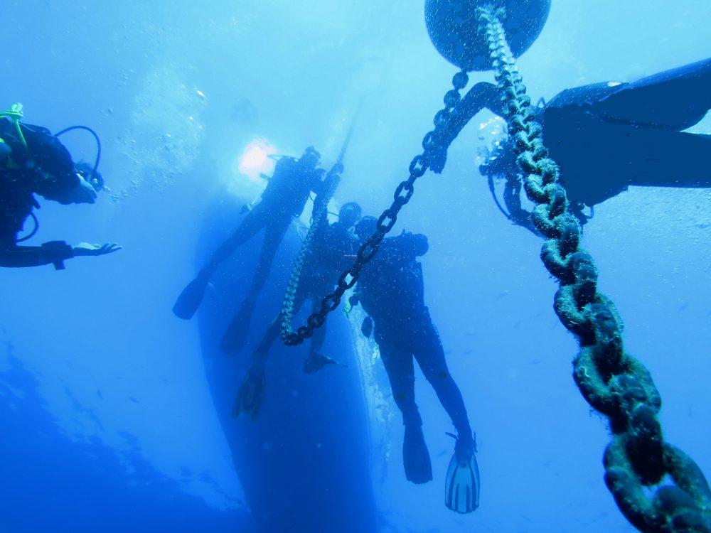 L'importanza delle soste di sicurezza profonde: ripensamenti sui profili di risalita per immersioni con decompressione di Richard L. Pyle – Parte I