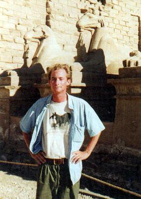 josef-wegner-Karnak-temple-luxor