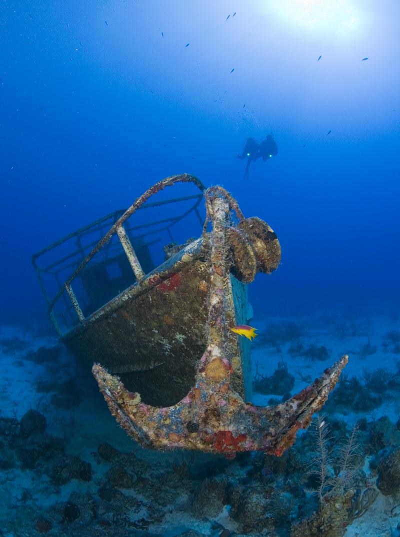 Le insidie dei reef, nuovi relitti nel Sud Pacifico