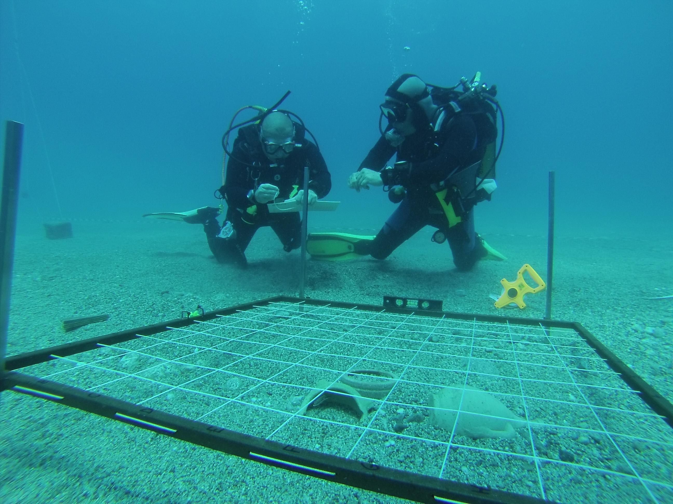 Archeologia marina, nei laghi e fluviale