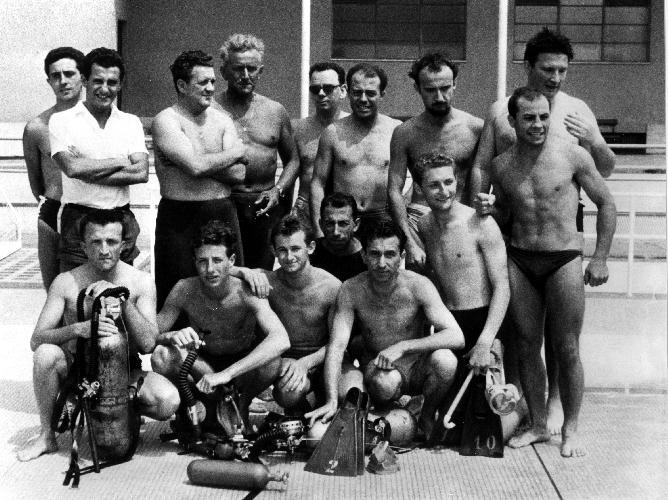 primo corso_fipsas_1957