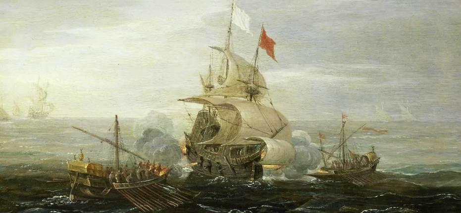 Deterrenza e diplomazia di fronte alla minaccia corsara barbaresca