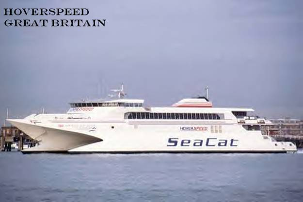 hoverspeed great britaign