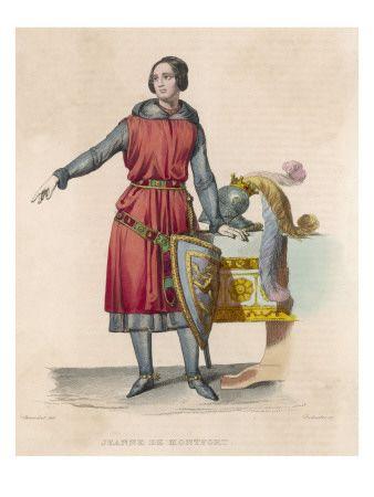 Storia navale: Jeanne de Belleville, la nobildonna che mise a ferro e fuoco la Manica