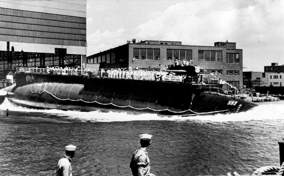 uss thresher varo