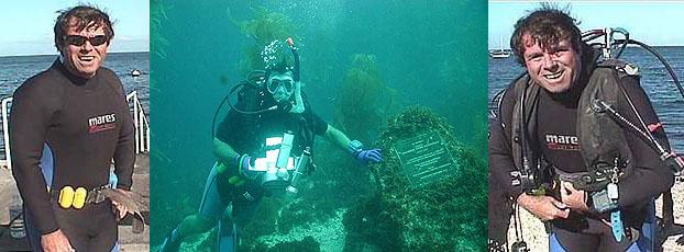 Protagonisti del mare : Bill Bushing