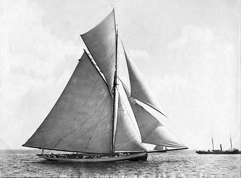Mayflower_America's cup 1886_sloop bermudiano1