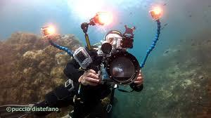 La luce sott'acqua non basta mai di Puccio Di Stefano