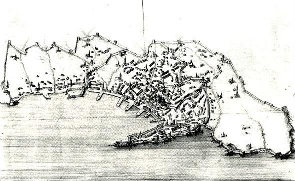 Genova_-_cinta_muraria_medioevale