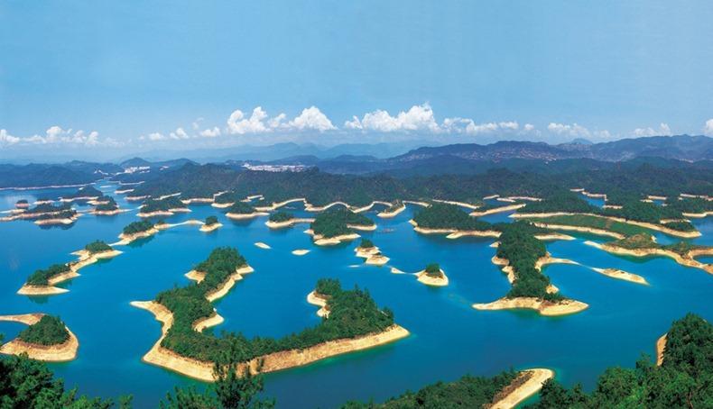 Shi Cheng, l'incredibile città sommersa del leone