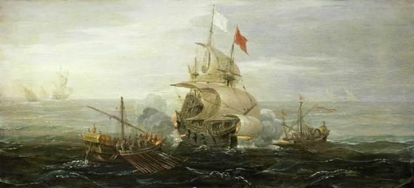 corsari mediterranei