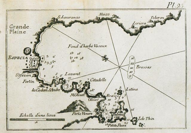 la spezia 1804 di Joseph Roux