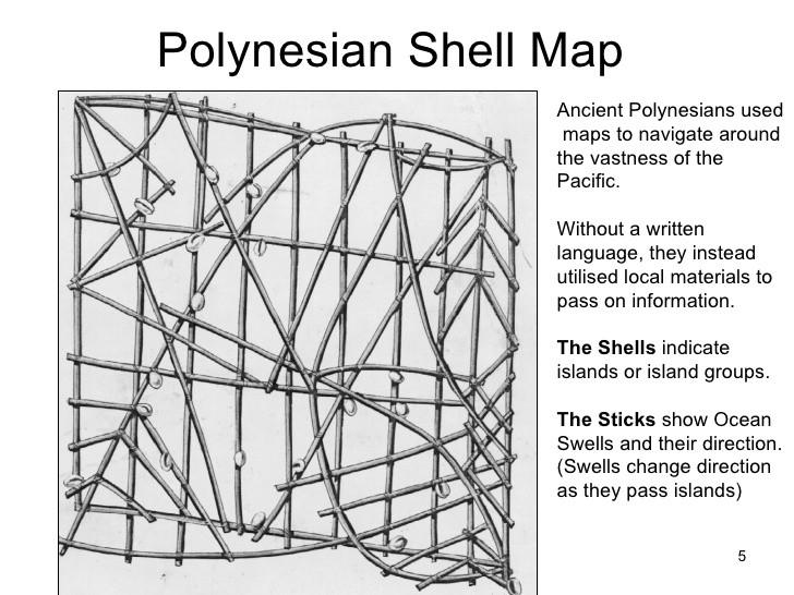 mappa polinesiana