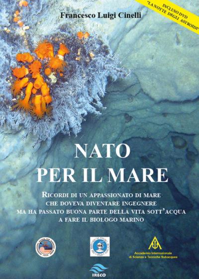 """Recensione: Una strenna natalizia che non può mancare nella vostra libreria ... """"Nato per il Mare"""" di Francesco Cinelli"""