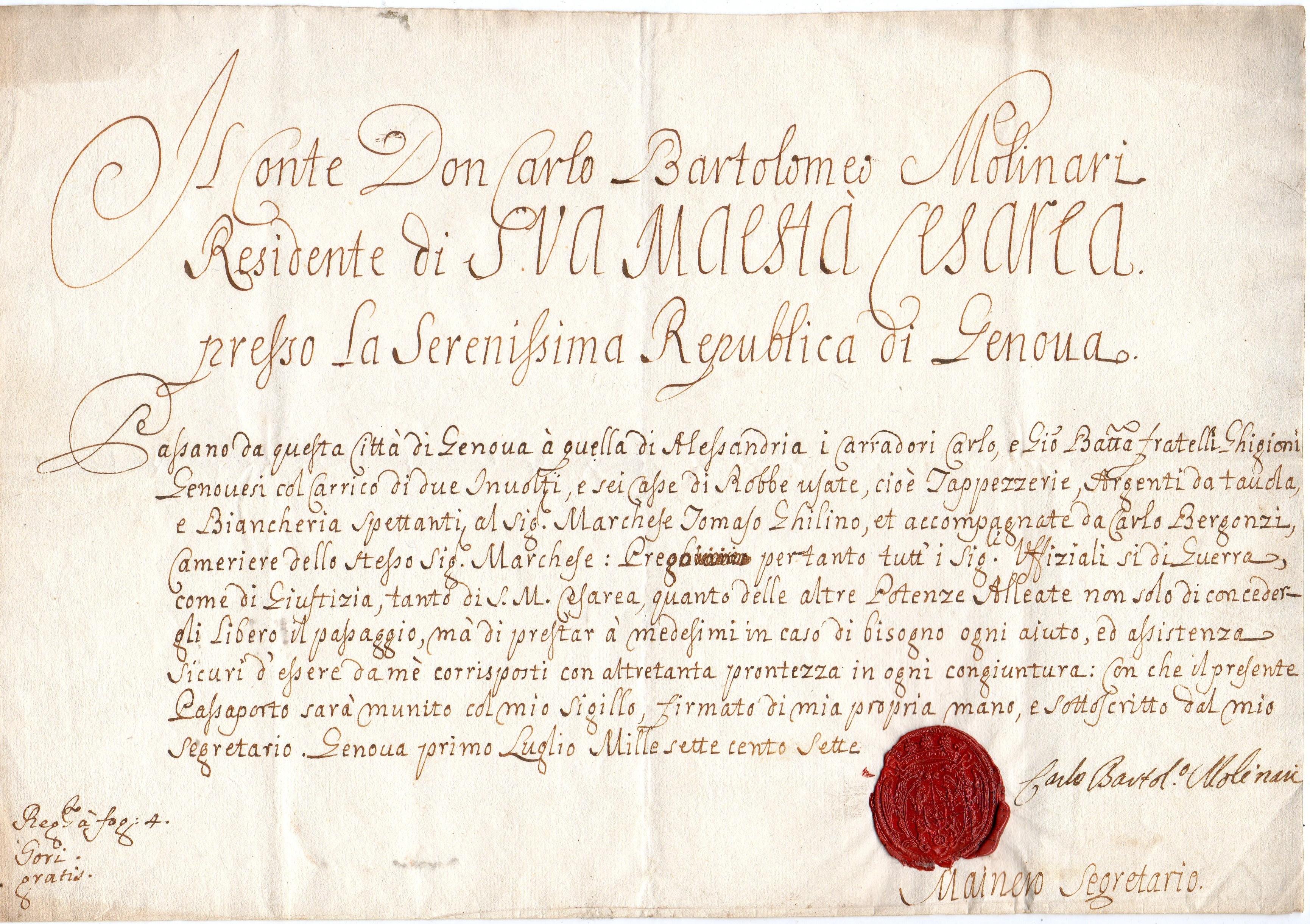 1707-Genova-serenissima