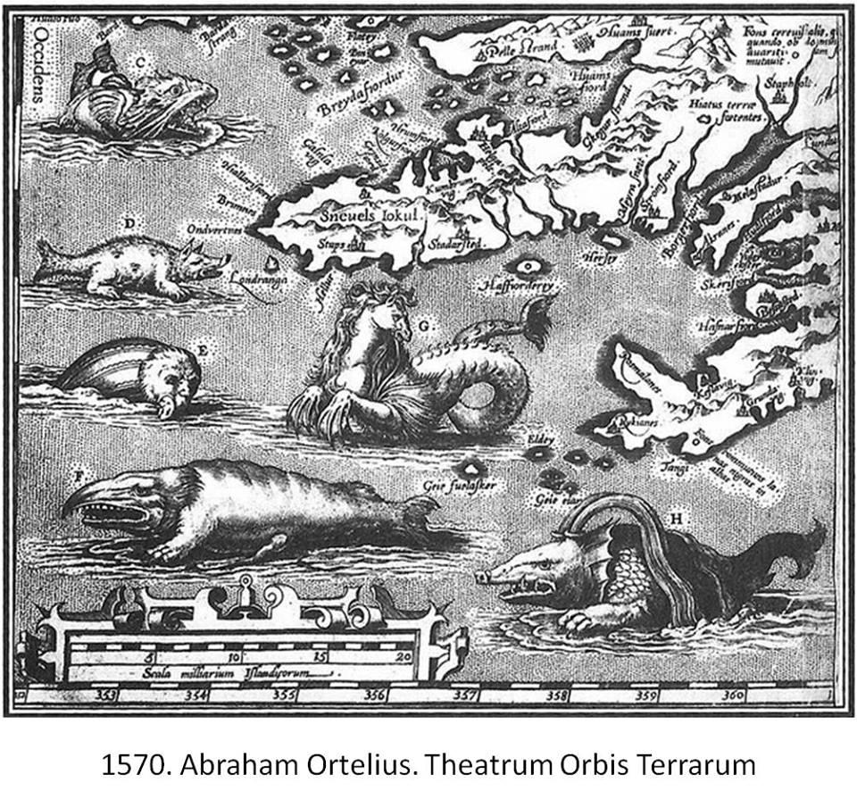 Miti e tradizioni del mare: Un mostro marino a Varigotti nel 1709