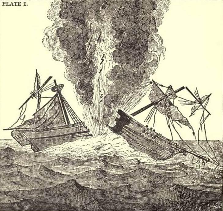 Dorothea affondata da fulton