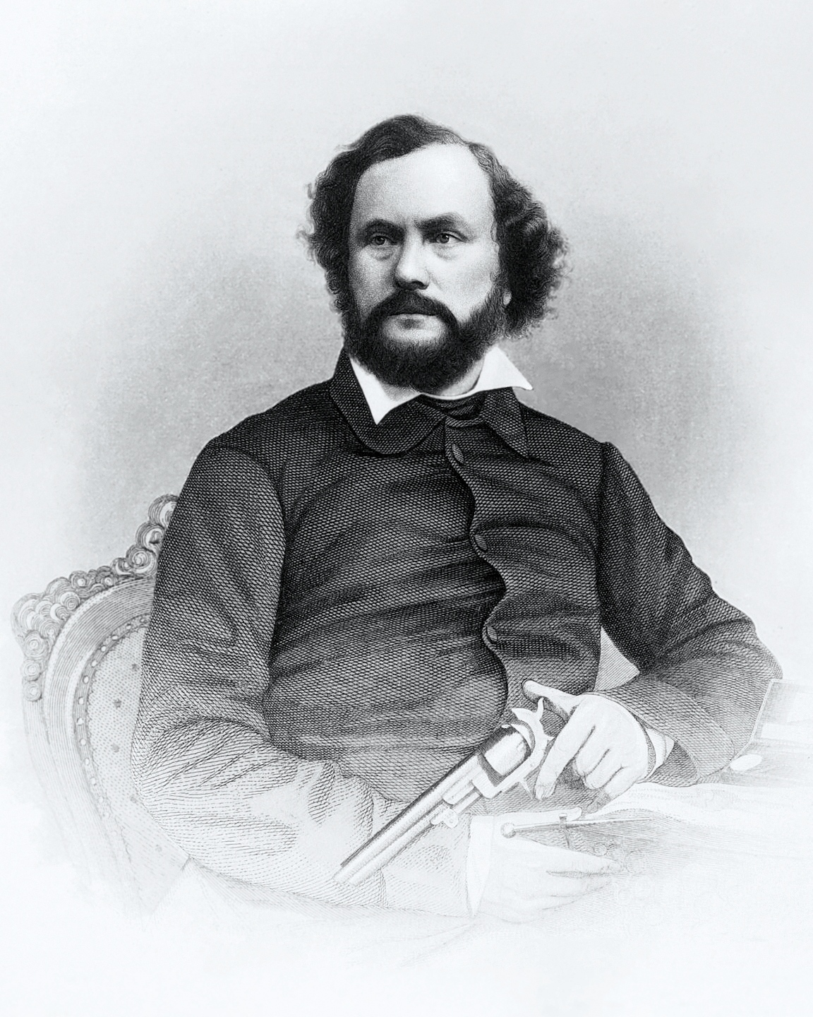 Samuel_Colt_engraving_by_John_Chester_Buttre,_c1855