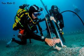Scienziati in fondo al mare