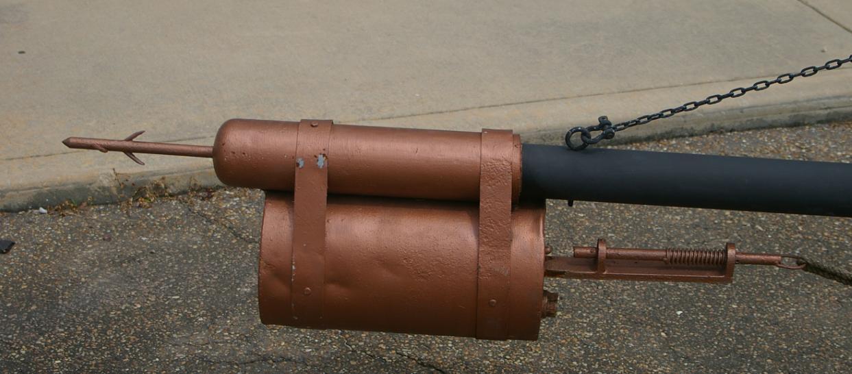 hunley-torpedo