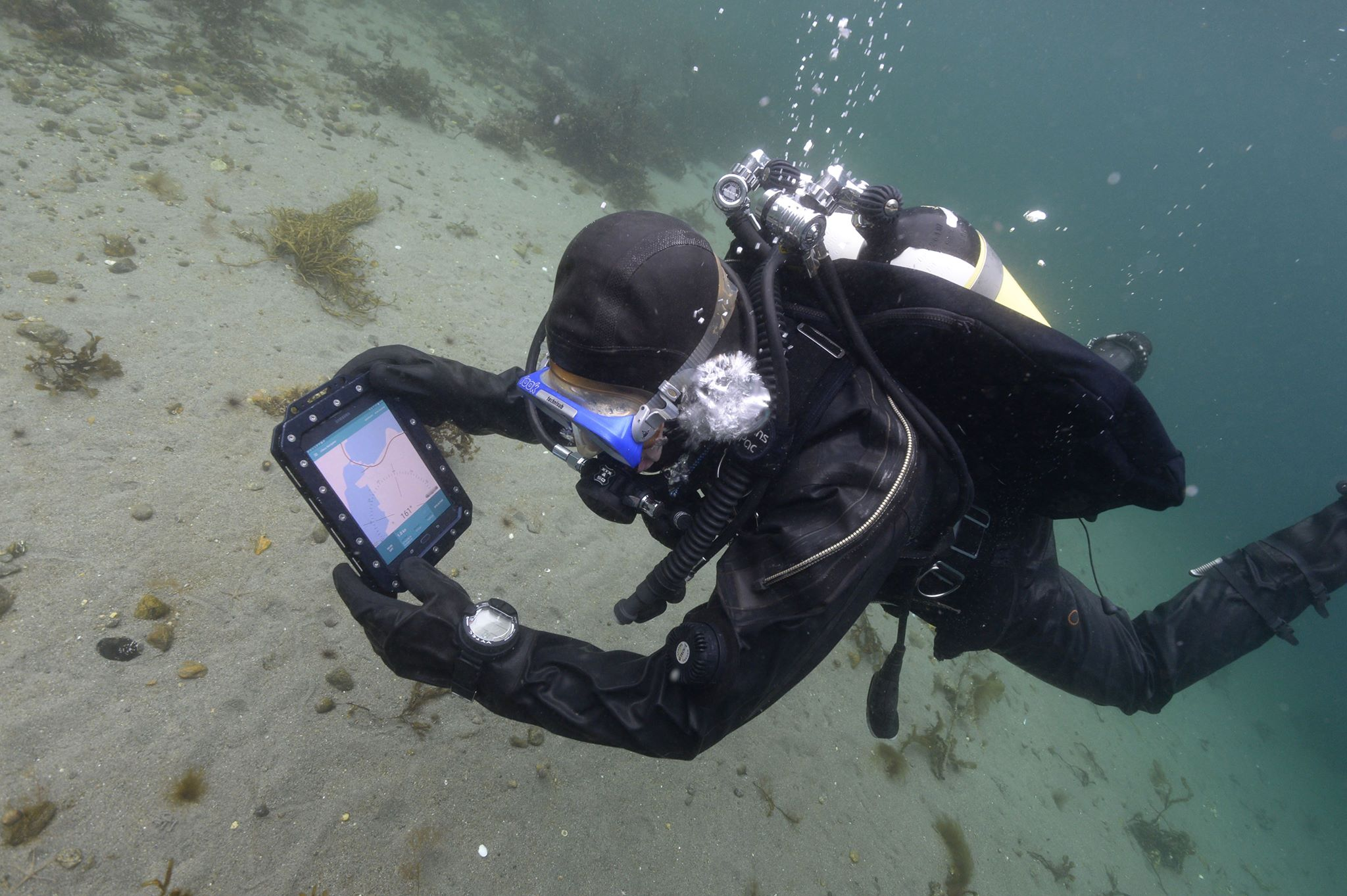 Alltab, the Underwater tablet di Giorgio Caramanna